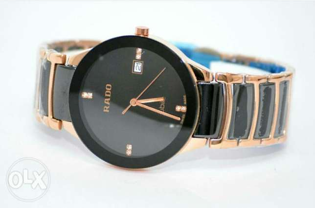 Rado Jubile Rose Gold