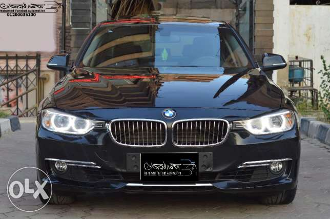 BMW 320 Luxury line 2015