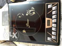 INDUCTION cooker for zepter