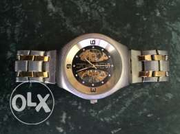 Swatch mechanical