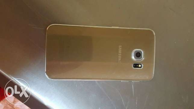 Samsung s6 edge Gold For sale
