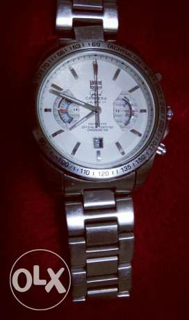 Tag heuer watch with amazing price catch it's only one piece dont lose