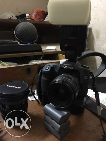 canon 50D with lenses and flash قصر النيل -  1