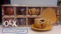 طقم فناجين قهوة - Coffee set