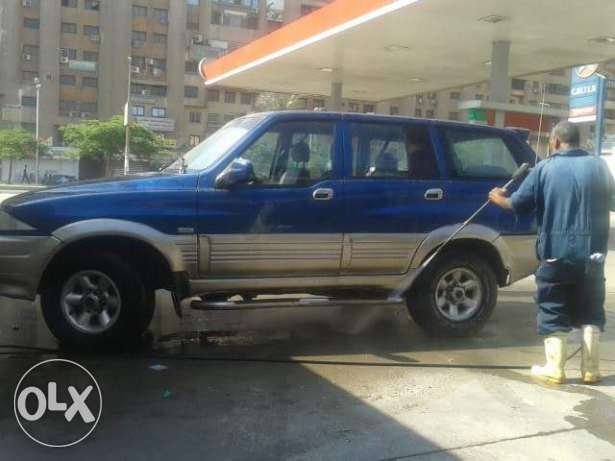 Ssang Yong موسو للليع