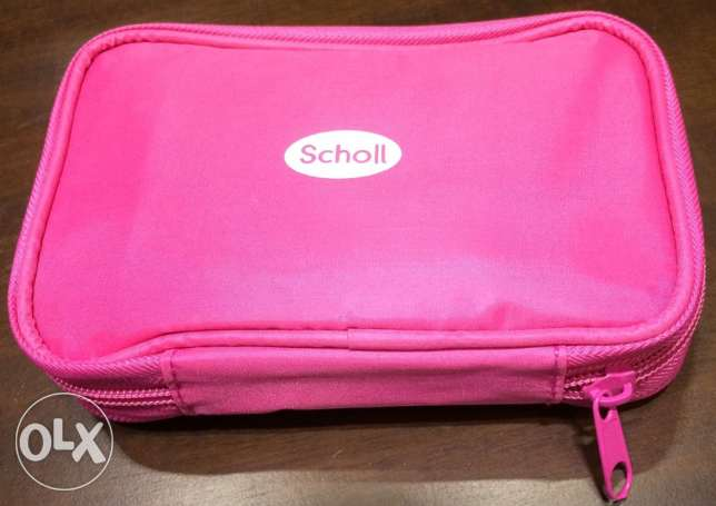Scholl Manicure Set - New - From Britain