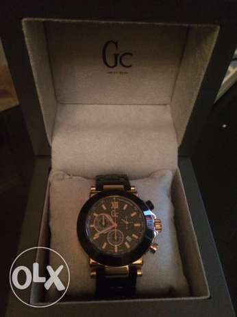 guess collection GC watch for men