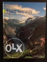 كتاب مصور عن النرويج - Fjord Norway by Olav Grinde And Per Eide