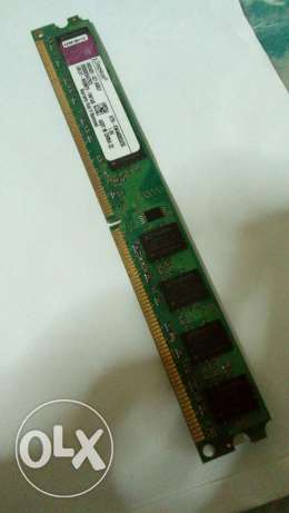 راما DDR 2 2giga. Kingston