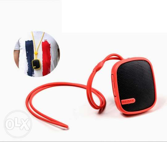 Original Remax RM-X2 Colorful Mini 2 in 1 Portable Wireless Bluetooth