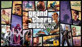 gta v secondry account ps4 for sale