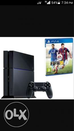 Ps4 500 GB شيراتون -  1