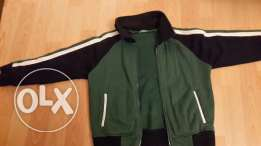 jacket from Benetton