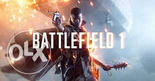 Battlefield 1 full account