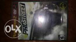 NFS need for speed ps2