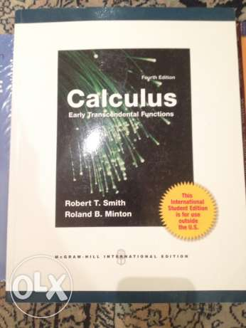 calculus book perfect condition