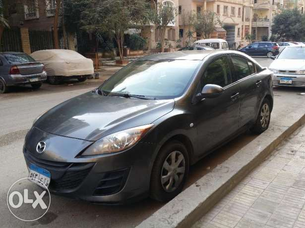 Mazda 3 2010 mint condition شيراتون -  2