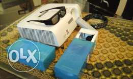 Mitsubishi 3D DLP Home Theater Cinema Projector From USA