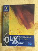 Applied thermodynamics for Engineering Technologies