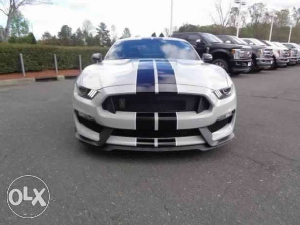 Ford Mustang Shelby GT350 Coupe 2017