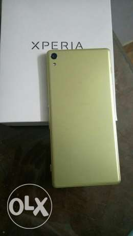 Sony XA ultra lime gold النزهة -  3