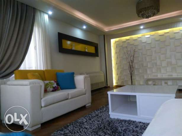 Super luxurious apartment for sale in maadi