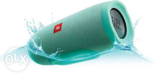 JBL charge 3 - Waterproof bluetooth portable speaker