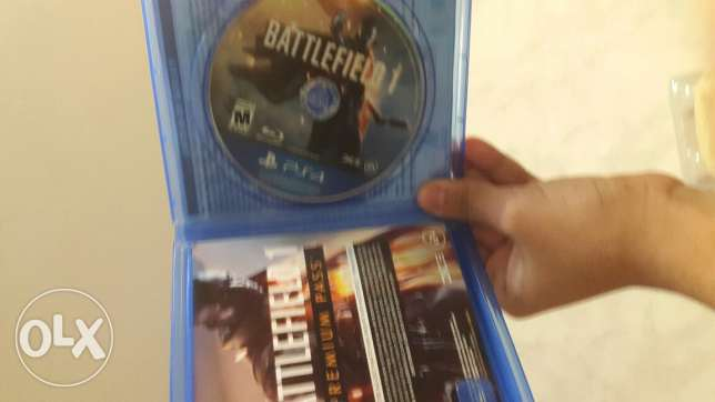 Battelfield 1 ps4