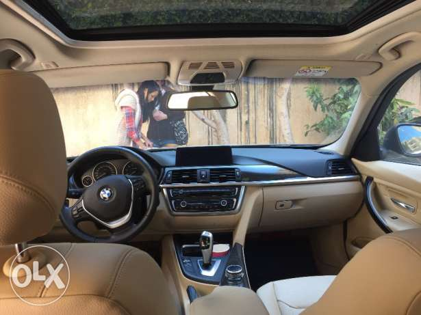 BMW 320I Luxury 2015
