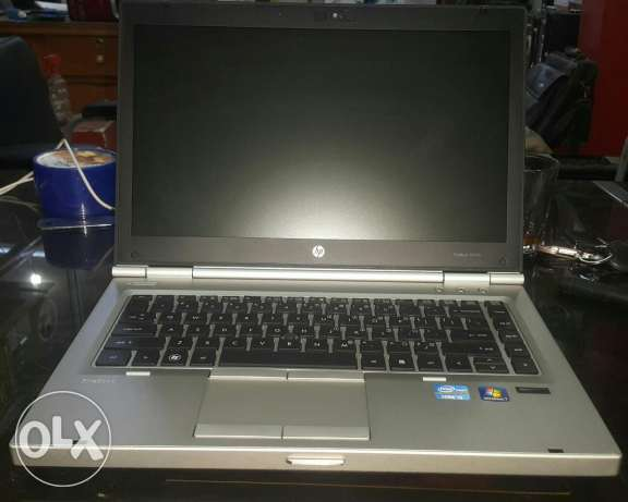 lap top . hp . Elitebook 8460p