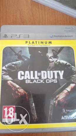 Ps3 game..Call of duty..Black ops