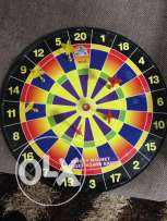 "دارتس مغناطيس ١٦"" magnetic darts 16inch"