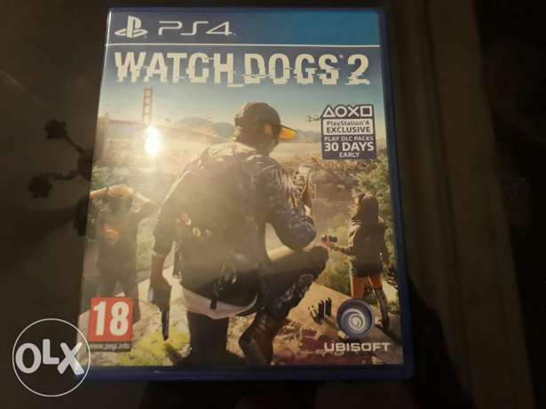Watch dogs 2 عربي