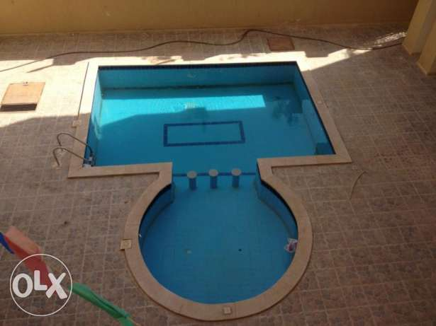 Flat in Inter-tal area, near Mamsha, with a sw. pool, 110m, 2 bedr الغردقة -  8