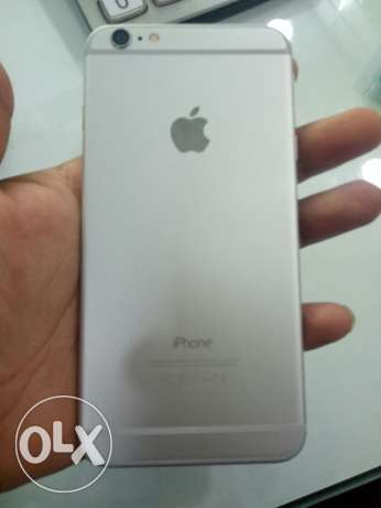 IPhone 6 plus 64g like newwww الزقازيق -  3