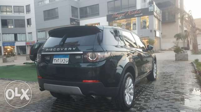 Land Rover discovery sport الشيخ زايد -  4