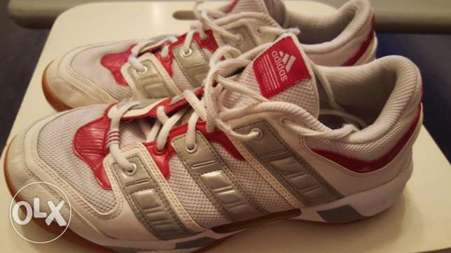*** ADIDAS , Squash / Handball shoes, stabil edition, size 42 ***