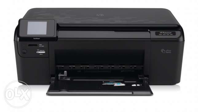 wireless and cable printer HP photosmart plus 4 in one