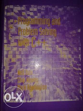 ++programming and problem solving with c