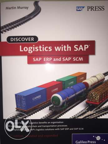 logisics with sap book