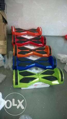 Hoverboard Electric Standing Scooter مصر الجديدة -  1