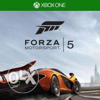 Forza 5 motorsport xbox one game
