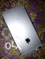 iphone 6 plas like new with box