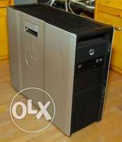 Hp z820 dual Proccessor (E5-2680 V2) , 20CORE 40THREADS. 128G RAM 1600