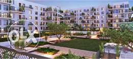 own apartment for sale at newcairo -compunds-cash & instulemt -