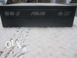 CD ROM asus DVD Read and write - اجزاء كمبيوتر PC