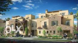 town middle at mivida with good price 281m