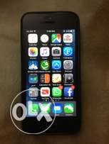 iphone 5s 64 gb like new perfect condition - black grey