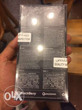 BlackBerry DTEK 50 Gray جديد مبرشم