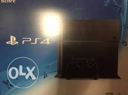 Playstation 4 500 G.B Region 2 Sealed